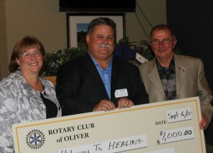 1000 from rotary - sep 6 2015